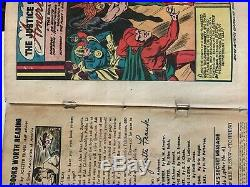 (1944) All Star Comics #12 CLASSIC V FOR VICTORY COVER! Wonder Woman! Rare