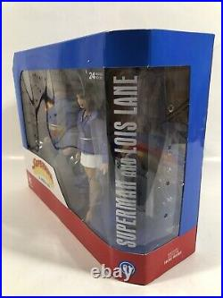 2017 DC Collectibles The Animated Series Superman & Lois Lane 6 Figure 2 Pack