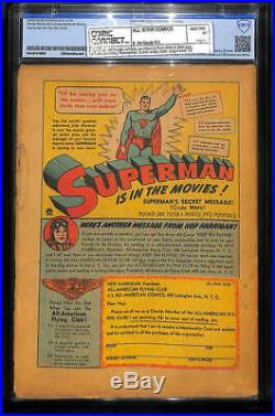 All Star Comics #8 First Appearance Of Wonder Woman 0.3 Coverless Unrestored