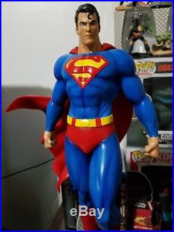 Ay Sculpture Custom 1/6 Superman Statue DC J. L. A Batman Wonder Woman New