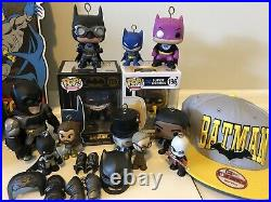 Crazy Large Batman Mixed Lot All Four Images Of Stuff Are Included In The Lot