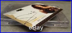 Cryptozoic CZX DC Super Heroes Gal Gadot as Wonder Woman Autograph Card 07/99