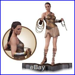 DC Collectibles NEW Wonder Woman Amazon Training Movie Statue Figurine