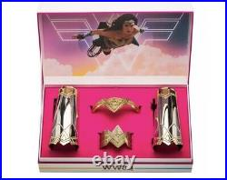 DC Comics Wonder Woman 1984 Limited Edition Jewelry Replica Set LE/4200 Cosplay