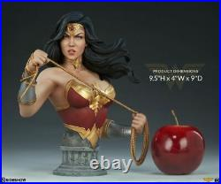 DC Comics Wonder Woman Wonder Woman 9 Bust by Sideshow Collectibles