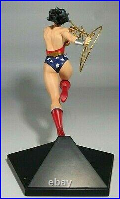 DC Comics statue Wonder Woman Iron Studios Exclusive Edition withspear