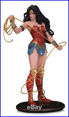 DC Cover Girls WONDER WOMAN STATUE by Joelle Jones DC Collectibles