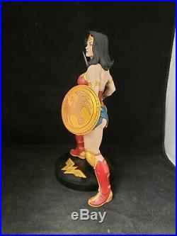 DC Designer Series Wonder Woman by Frank Cho 966 out of 5000