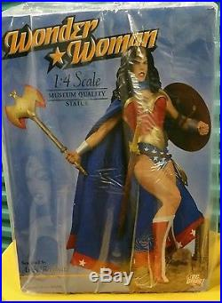 DC Direct Wonder Woman 1/4 scale Museum EDITION STATUE BRAND NEW