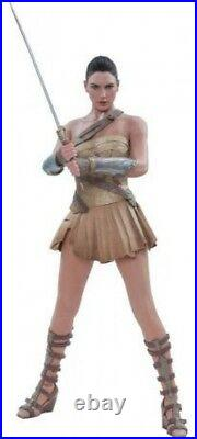 DC Training Armor Wonder Woman Collectible Figure
