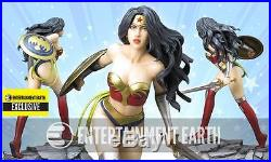 FANTASY FIGURE GALLERY Luis Royo VARIANT WONDER WOMAN Statue LE Only 500 Made