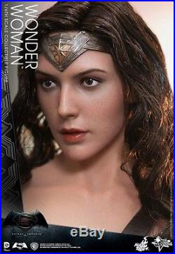 HOT TOYS MMS359 1/6th Collection Model Dawn of Justice Wonder Woman Gal Gadot