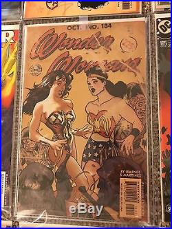 HUGE Wonder Woman Comic LOT Complete Second Series 1-227 + Annuals & Extras 184