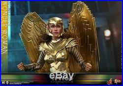 Hot Toys 1/6th scale Golden Armor Wonder Woman Collectible Figure MMS577