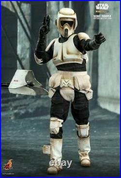 Hot Toys The Mandalorian 1/6th scale Scout Trooper Collectible Figure TMS016