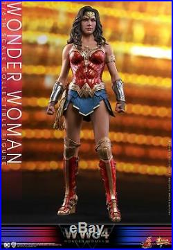 Hot Toys Wonder Woman 1984 1/6th scale Wonder Woman Collectible Figure MMS584
