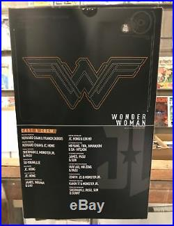 Hot Toys Wonder Woman Justice League Deluxe Version 16 Scale Figure Mms451