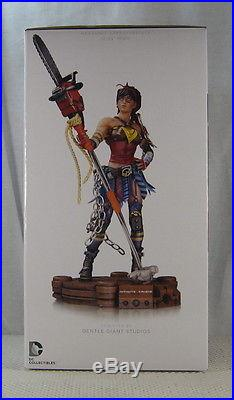 Infinite Crisis Atomic Wonder Woman Statue DC Collectibles NEW SEALED