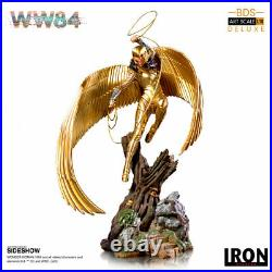 Iron Studios DC Comic Wonder Woman Deluxe 1/10 Art Scale Statue MISB In Stock
