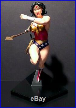 Iron Studios WONDER WOMAN Art Scale 1/10 Statue BRAND NEW EXCLUSIVE VERSION