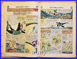 JUSTICE LEAGUE OF AMERICA #1 (DC Oct 1960) 1st ISSUE Silver Age GD 2.0