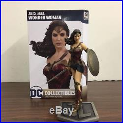Justice League Movie Wonder Woman Statue by DC Collectibles