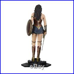 Justice League Wonder Woman Life-Size Statue NEW SEALED Gal Gadot