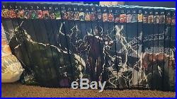 Marvel Ultimate Graphic Novels Collection Set 1-79 and extras some still sealed