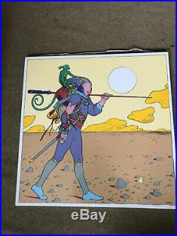 Moebius Starwatcher Emaille- The Fool