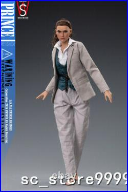 SWTOYS 1/6 Scale Diana Prince Wonder Woman Suit Ver. FS039 Collection Gift