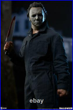 Sideshow Collectibles Halloween MICHAEL MYERS Deluxe Figure 1/6 Scale In Stock