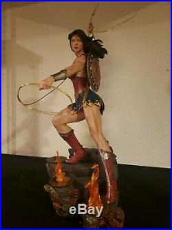 Sideshow Collectibles WONDER WOMAN 1/4 Premium Format Exclusive Statue