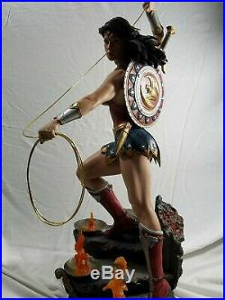 Sideshow Collectibles WONDER WOMAN 1/4 Premium Format Statue Exclusive