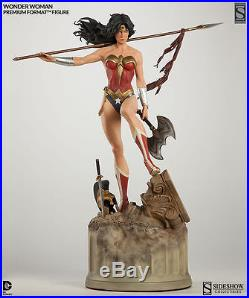 Sideshow Collectibles Wonder Woman Premium Exclusive Format x/3500 SEALED IN BOX
