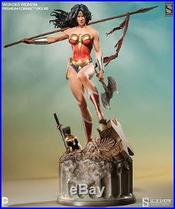 Sideshow Exclusive Wonder Woman Premium Format Statue IN HAND Sold Out