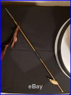 Sideshow Exclusive Wonder Woman Premium Format with Custom Hand/Spear & Cape