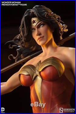 Sideshow NIB EXCLUSIVE Wonder Woman Premium Format Statue limited to 3500