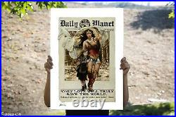 Sideshow WONDER WOMAN ONLY LOVE Art Print Heather Edwards Sold Out 73/250