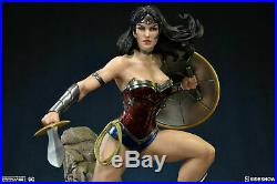 Sideshow Wonder Woman Justice League New 52 Statue Prime one studios NIB Sealed