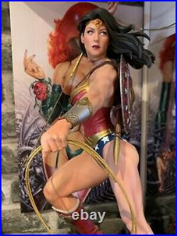 Sideshow wonder woman PF exclsuive