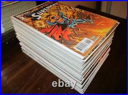 Superman Run, New52 Lot # 0 1-52 Complete, Supergirl Wonder Woman Justice League