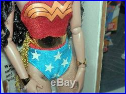 Tonner DC Stars Collection Wonder Woman 16 Collector Doll