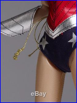 TONNER DC Stars The New 52 Collection WONDER WOMAN New 52 16 inch Doll MIB & NEW