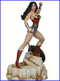 Tweeterhead WONDER WOMAN Super Powers Special Edition Maquette Statue
