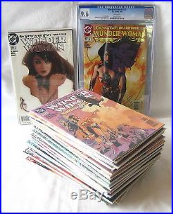 WONDER WOMAN #137 197 ALL NM+ or NM/MT 57 ISSUES FROM THE ADAM HUGHES RUN