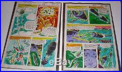 WONDER WOMAN #157 Jack Adler Hand Colored Entire Issue