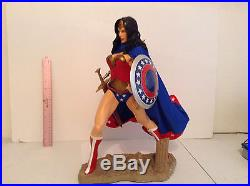 Wonder Woman 14 Scale Museum Quality Statue