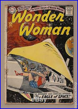 Wonder Woman (1942-1986 1st Series DC) #105 FR/GD 1.5