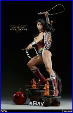 Wonder Woman 1/4 Scale PREMIUM Format Sideshow Collectibles UK STOCK