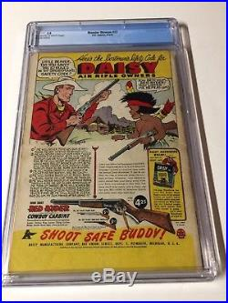 Wonder Woman 22 Cgc 5.0 Owithw Pages Golden Age